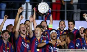 Hiszpańskie drużyny nadal rządzą w Europie.