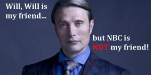 """Anulowanie """"Hannibala"""" jest dla mnie niczym strzał w pysk."""