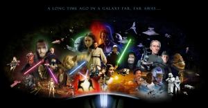Słów kilka o ponownym seansie Star Wars 1-6