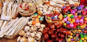Wielkanocny Rynek.
